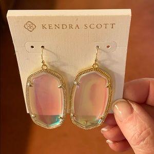 Kendra Scott Iridescent Earrings